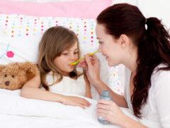 Чем лечить влажный кашель у ребенка