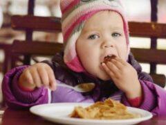 Причина избирательного отношения к еде у детей кроется в генах